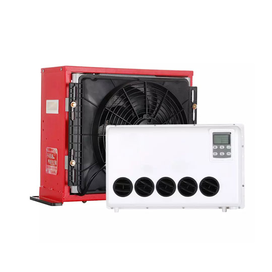 CoolPro2400H truck split system air conditioner