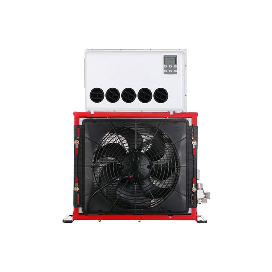 CoolPro2400H truck split air conditioner