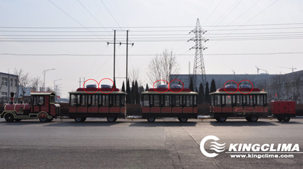 Cooling Solutions for Electric Sightseeing Vehicles - KingClima